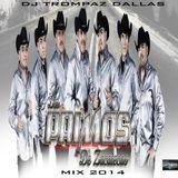 los primos de zacatecas 2014(dj trompaz dallas)