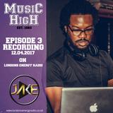 Music High Radio Show - Episode 3
