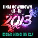 FINAL COWNDOWN 2013 KHANDRIE Dj