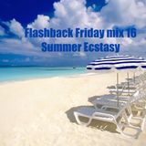 Flashback Friday 16 Welcome to Summer