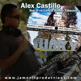 Alex Castillo – Live at re:Love x Slinky - 06.26.16