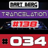 Mart Berg - Trancelation 34 [#138] (Trance MIX Vocal Uplifting)