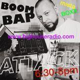 Boom Bap Attack 4 original air date 1/29/16