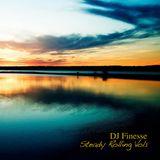 DJ Finesse - Steady Rolling Vol.1 (May 2012 - Live DNB vinyl mix)