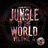 Love Bass & Devastate Liondub Presents Jungle To The World Vol 4 Album Mix