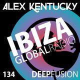 134.DEEPFUSION @ IBIZAGLOBALRADIO (Alex Kentucky) 26/06/18