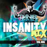 EDM INSANITY MIX vol 6 (July 2014) - Daniel Ledrums