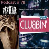 Eric van Kleef - CLUBBIN Episode 78 incl... VIP Mix, DJ Dan (08-04-2016)