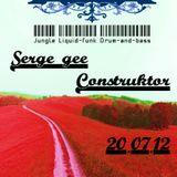 Prado sesiones en vivo Serge Gee (00:00 - 1:35:31) and Construktor (1:35:31 - 2:18:22)