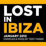 WE LOVE IBIZA - JANUARY 2012 - Mixed by Tony Finger