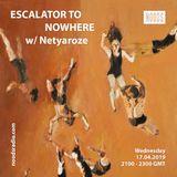 Escalator To Nowhere W/ Netyaroze: 17th April '19