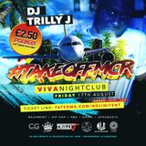 Trilly J - #TakeOffMCR Dancehall Mix | @TrillyJUK