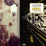 « Herzl, une histoire européenne», Camille de toledo / Pavlenko | Denoël avril18 | entretien GB LVDS