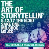 MR.CHOC'S 'The Art Of Storytellin' Live Mix