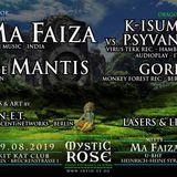 """Mystic Rose"" 09.08.19 Mitschnitt mix GoRix"