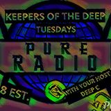 Keepers Of The Deep Ep 9. Caswell James (Chicago), Cordell Johnson (Chicago), & DJ Jes (Chicago)