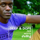 Ultra Chill Deep House Music Mix by JaBig - DEEP & DOPE 269