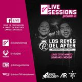 Virtualsound pres.Live sessions Special guest Los reyes del After