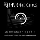 Invisible Cities on Cowbell Radio - June Edition with Kirsty P mixtape