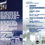 Crazy Legs & MCs Foxy Fatman D & Shoka @ ABYSS 10 01.04.2000 Bierhübeli Berne