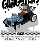 Gangster Live At Fibber Mc Gee's Dublin 27th July 2012