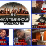 The Drive Time Radio Show (Stefflon Don, French Montana, G Eazy / Blend) 01/20/2018