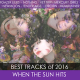 When The Sun Hits #57 Best of 2016 Episode 01 on DKFM