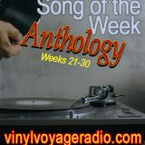 Song of the Week Anthology: Weeks 21-30
