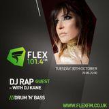 DJ Kane with guest DJ Rap (Interview) Flex FM 30.10.18