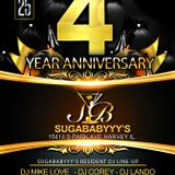 Mike Love Live @ Sugababyyy's 4th Anniversary Party
