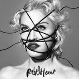 Madonna Rebal Heart Megamix (20150314)