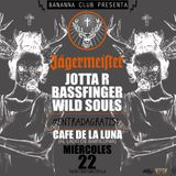 Bananna Club @ Cafe La Luna 22/07/2015