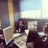 Michael Apostolou & Elena Agelidou interviewed Monophonics at Republic Radio, Thessaloniki, Greece
