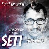 Dr. Motte at Planetarium Bochum Dedicated to Pete Namlook 1st Hour 2019/3/16 Rebuild