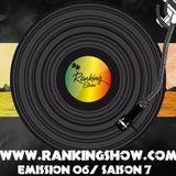 Ranking N°7 - Seventy's Reggae Spirit - Saison 4
