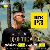 #NRK P3 HOS RUBEN - DJ OF THE WEEK - HOT R&B/HIP-HOP - IG: OFFICIALDJIZZIOTRA