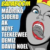 TeeKeeWee - BADABOOM III Warm Up (Tracks Selection) @ Club Tijuana GAND - 12-12-2015