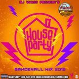 Dancehall Mix July 2018 - (HOUSE PARTY) - Popcaan,Alkaline,Vybz Kartel,Mavado,Masicka (DJWASS)