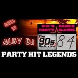 Party Hit Legends #84 - The Best 90's Hits Songs