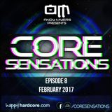 Core Sensations Episode 8 - February 2017