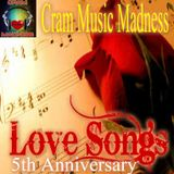 """Cram Music Madness LOVESONGS - """"A 5th Anniversary Special Edition"""""""