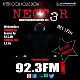 SWR Afternoon House Show with Nect3r 9-17-18 Dj Luiz Fueggo