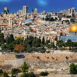 2017-12-10 Vrede over en in Jeruzalem, vrede in ons leven door Harry Wolthuizen