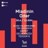 Mladinin Oder 2017 x RH 202 Live (Val 202 - 30/6/2017)
