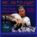 MC Ab ² D-LighT for WAVES RADIO #11 - THE DEEP AWAKENING 2020