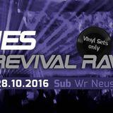 90ies Revival Rave, 28. 10. 2016 @ SUB Wr. Neustadt, Set 5, DJ Yoko