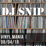 Snip - Vinyl Mania 2018 (part 2) W/. Anthony Joseph - Funk Machine - Brother D - Deee-Lite - ...