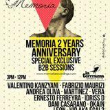 Leon b2b Gel Abril @ Sonar Festival 2013 - Memoria Records La Terrazza 14-06-2013