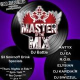 Master of the Mix set