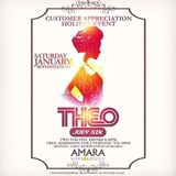 Open Format Live from Amara w/ DJ Theo 1/17/15